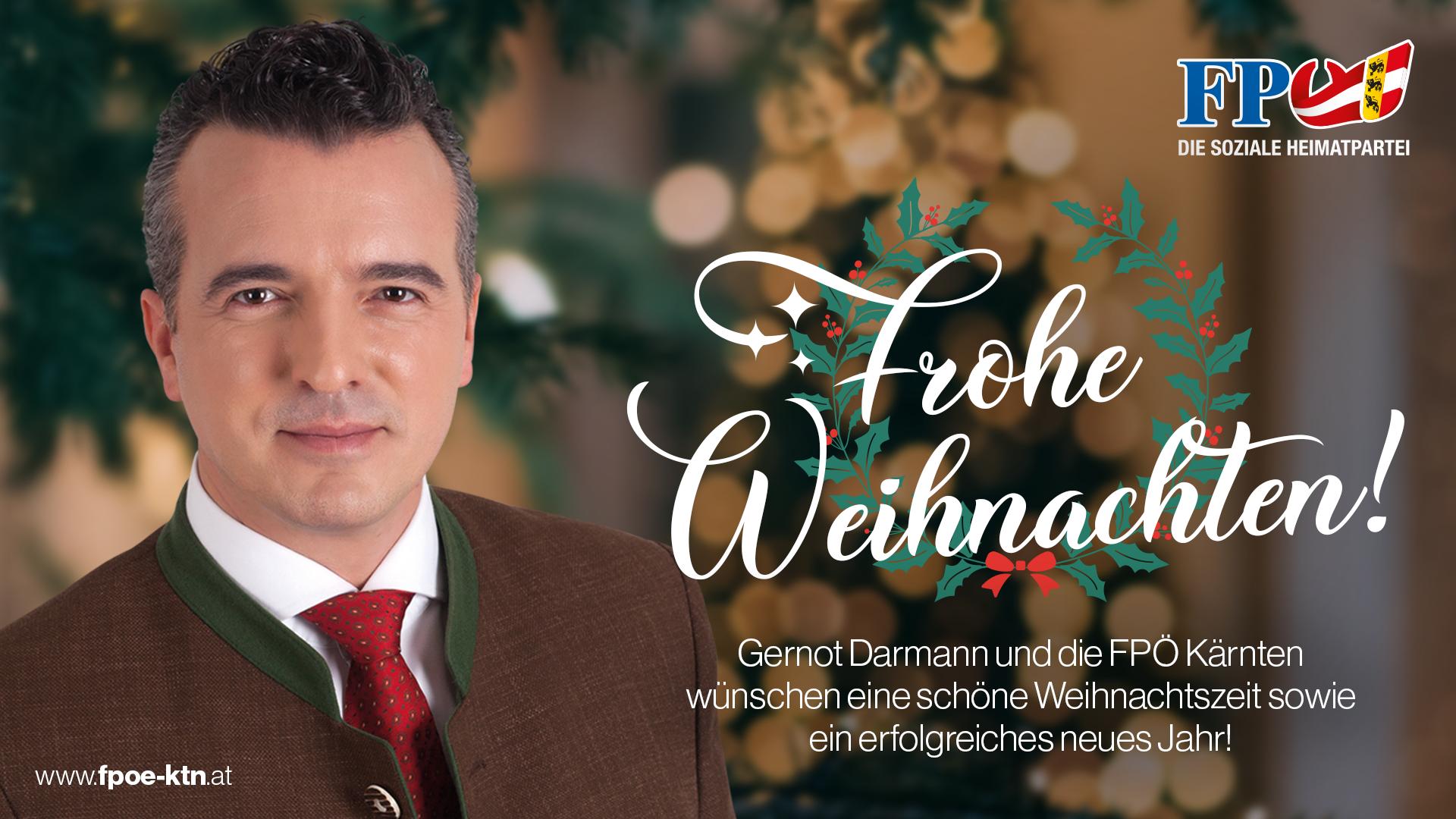 FPÖ Kärnten Gernot Darmann